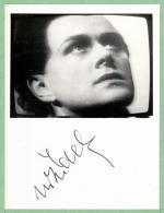 Autogram Ivo Žídek