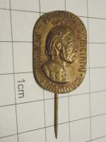 Odznak Olomouc, pomník B. Smetany 1925