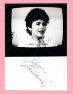 Autogram Jana Labáková
