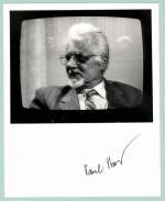 Autogram Pavel Staněk