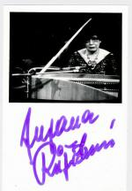 Autogram Zuzana Růžičková