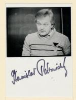 Autogram Stanislav Párnický