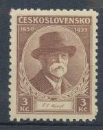 1935, 85. narozeniny T.G.M.
