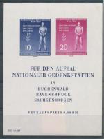 1955, NDR Mi bl **11