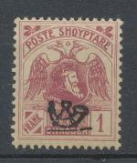 1920, Albánie Mi *81I