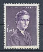 1964, Lichtenštejnsko Mi -**439