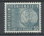 1962, Lichtenštejnsko Mi -**419