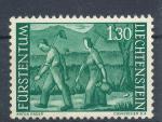 1964, Lichtenštejnsko Mi -**438