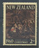 1960, Nový Zéland Mi -**415