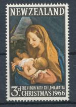 1966, Nový Zéland Mi -**453