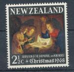 1968, Nový Zéland Mi -**491