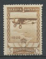 1929, Španělsko Mi -*422