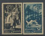 1938, Rumunsko Mi-**730/31