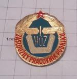 Odznak Železnice Zasloužilý pracovník podniku