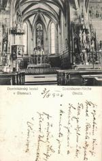 Olomouc, Dominikánský kostel