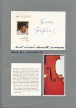 František Zakopčaník houslař
