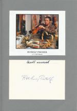 Rudolf Fischer houslař