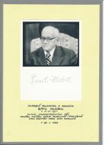 Emil Hlobil skladatel