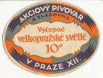 Pivovar Praha Vinohrady