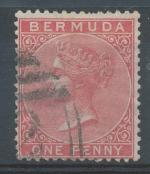 1865, Bermudy Mi-1