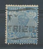 1922, Anglická Indie Mi 99