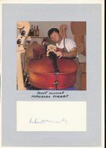 Miroslav Pikart houslař