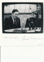 Petr Kostka a Carmen Mayerová herci a manželé