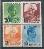 1937, Rumunsko Mi-**543/6