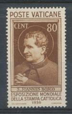 1936, Vatikán Mi-(*)56