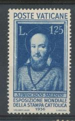 1936, Vatikán Mi-(*)57