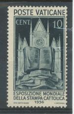 1936, Vatikán Mi-(*)52