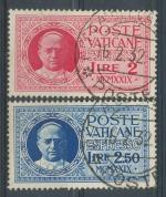 1929, Vatikán Mi-14/15
