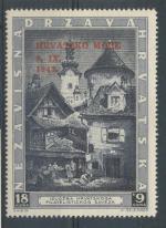 1943, Chorvatsko Mi-**117