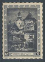 1943, Chorvatsko Mi-**116