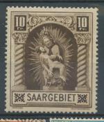 1925, Sársko Mi - *102