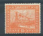 1923, Sársko Mi - *98