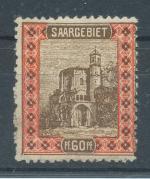 1921, Sársko Mi - *61