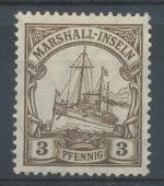 1916, Kolonie DR - Marshall-Inseln Mi - *26