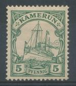 1900, Kolonie DR - Karolinen Mi - *8