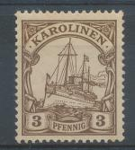 1900, Kolonie DR - Karolinen Mi - *7