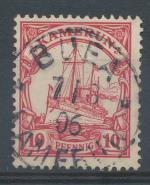 1900, Kolonie DR - Kamerun Mi - 9