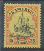 1900, Kolonie DR - Kamerun Mi - *11