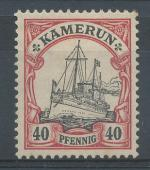 1900, Kolonie DR - Kamerun Mi - *13