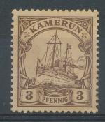 1900, Kolonie DR - Kamerun Mi - (*)7