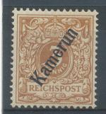 1897, Kolonie DR - Kamerun Mi - *1