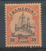 1900, Kolonie DR - Kamerun Mi - *12
