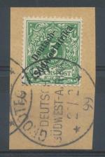 1898, Kolonie DR - Sudwestafrika Mi - 6