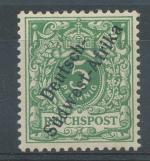 1898, Kolonie DR - Sudwestafrika Mi - *2