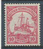 1906, Kolonie DR - Sudwestafrika Mi - *26