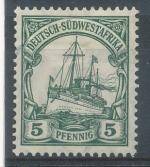 1906, Kolonie DR - Sudwestafrika Mi - *25